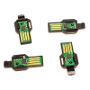 Imaging Unit CRUMs (Set of 4, Resets 108R1121, 108R01121) for Xerox® WC6655 style