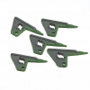 Upper Picker Finger Kit - Slotted version, 5 Pcs (Replaces 604K24990) Xerox® C35 style