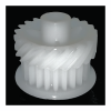 Direct Pipe Gear 2 (21/24 Teeth from Toner Waste Transport / Direct Pipe Assembly Xerox® DC250 style