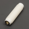 Decurler Back-up Roll - (1 White Roll with 2 Tiny Bearings) for Xerox® DC700 Family and J75 Family