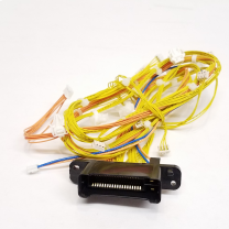 Drawer-side Duplex Tray Connector and Wiring Harness (962K17844) for Xerox® 4110 style