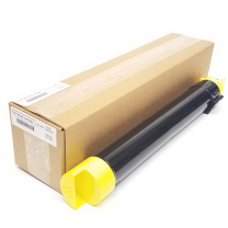 Yellow Toner Cartridge, **DMO (New in a Plain Box, 6R1400) for Xerox® WC-7425 style