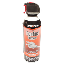 Canned Contact Cleaner