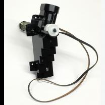 Waste Toner Lower Elbow Assembly (OEM, 052K13521, 052K13520) Xerox® Versant V80, V2100