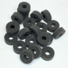 22 Foam tires for 6204 Document Pinch Rolls