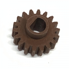 DCP700 / J75 / C75 2nd BTR Cam Main Drive Motor Gear - brown plastic version