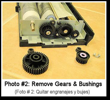 4110 Web Cartridge Rebuild Photo #2
