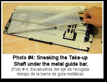 4110 Web Cartridge Rebuild Photo #4