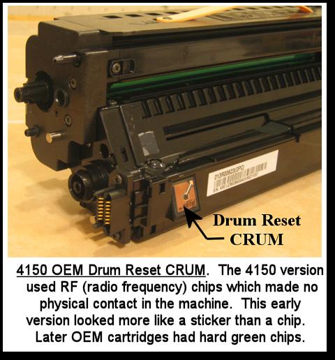 4150 Drum Ctg Rebuild Photo #11