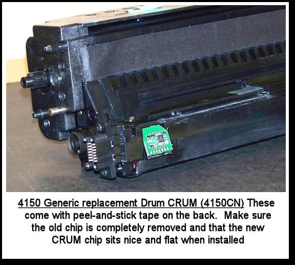 4150 Drum Ctg Rebuild Photo #12