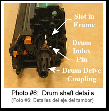4150 Drum Ctg Rebuild Photo #5