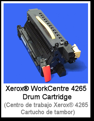 4150 Drum Ctg Rebuild Header
