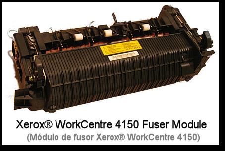 4150 Fuser Rebuild Header