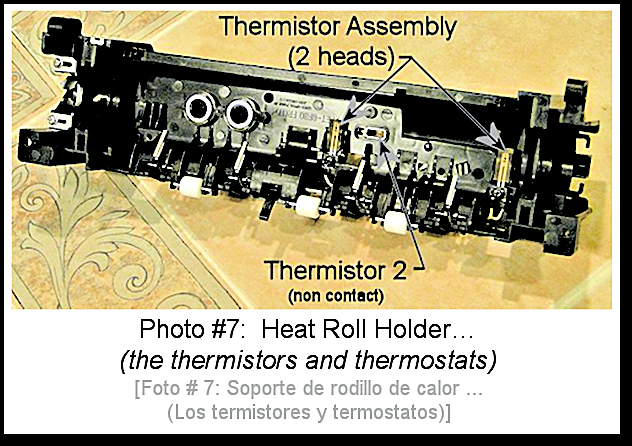 4250 Fuser Rebuild Photo #7