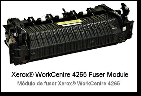 4250 Fuser Rebuild Header