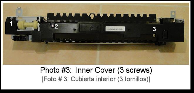 7120 Fuser Rebuild Instructions - Photo #3