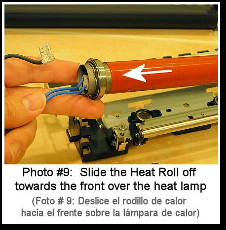 7120 Fuser Rebuild Instructions - Photo #9