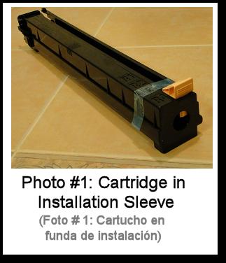 7425 Drum Cartridge Rebuild