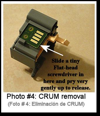 7425 Drum Cartridge Rebuild Photo #4