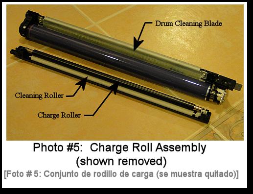 7425 Drum Cartridge Rebuild Photo #5