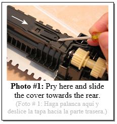 C123 Fuser Module Photo #1