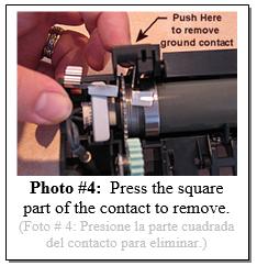 C123 Fuser Module Photo #4