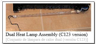 C123 Fuser Module Photo #6