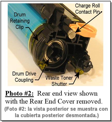 DC250 Color Drum CTG Recon Photo#2