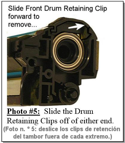 DC250 Color Drum CTG Recon Photo#5