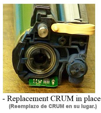DC250 Color Drum CTG Recon Photo#9
