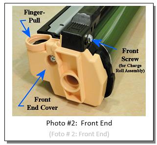 V80 Drum Cartridge Photo #2