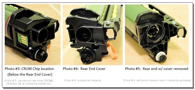 V80 Drum Cartridge Photo #3-5