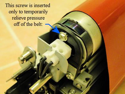 V80 Heat Belt Unit- Relieving Tension 2